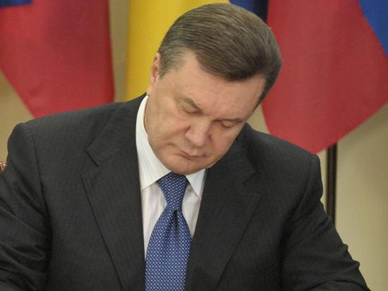 Янукович уйдет на корабле: Президент находится в Севастополе