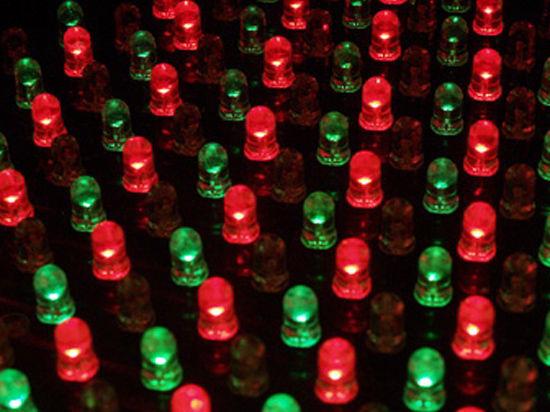 Светодиоды станут светить ярче