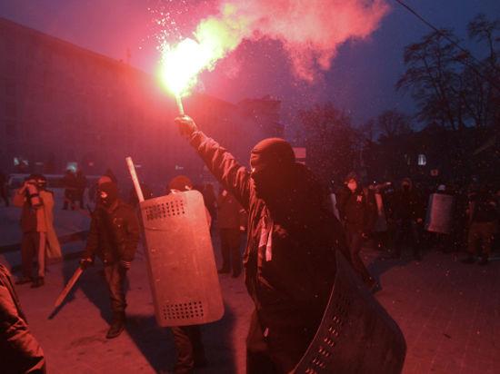 Киев прошел Крещение огнем