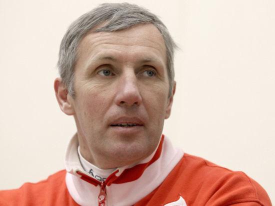 Олимпийский чемпион по биатлону Юрий Кашкаров отметил юбилей