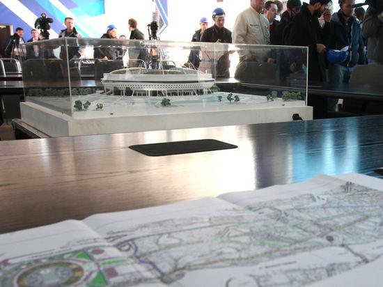 Скромная заявка Санкт-Петербурга на юбилейный Евро-2020