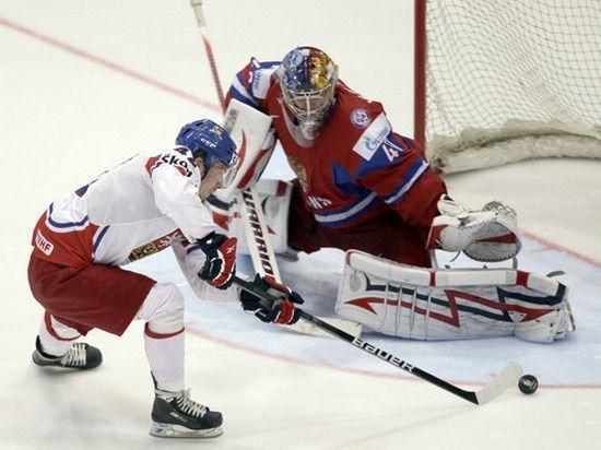 Сборная России по хоккею снова проиграла на олимпийском льду