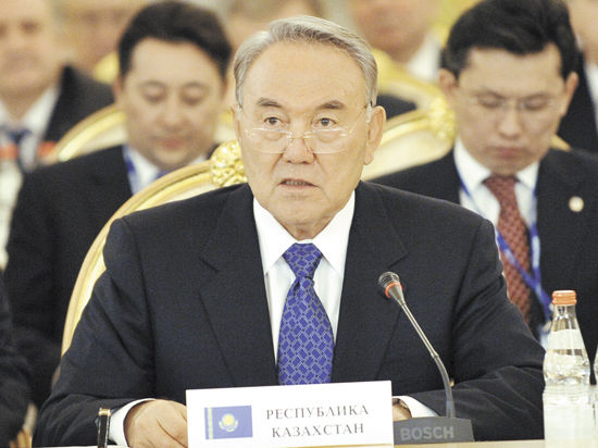 Нурсултан Назарбаев переименует Казахстан
