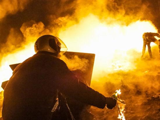 Под видом «лекарств» Майдану преподнесли «адскую машинку»