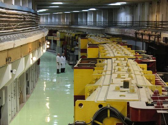Зачем в протвинском институте «ломают» атомы