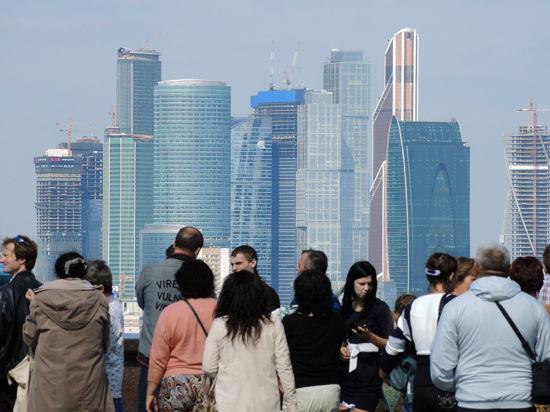 Москва возглавила рейтинг российских городов по качеству среды проживания