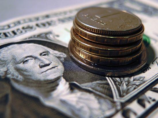 ЦБ затормозил падение рубля