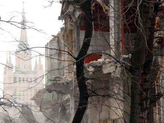 Депутаты предлагают запретить снос зданий старше 1955 года