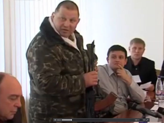 А при задержании отстреливался из пистолета сотрудника ГАИ