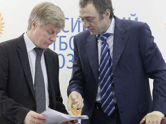 Хозяин «Анжи» будет заниматься финансами РФС
