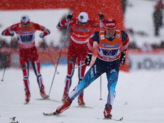 Сборная России по лыжным гонкам завоевала «золото» в Лиллехаммере