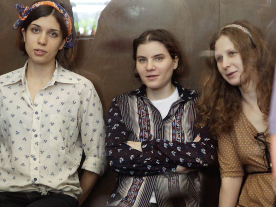 Pussy Riot поборются за «Оскар»