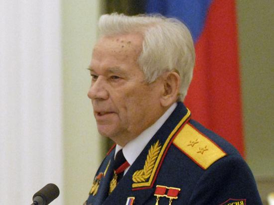 Начался сбор подписей за похороны Калашникова в Ижевске, а не под Москвой