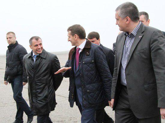 Как быть с визами для крымчан. Спикер Госдумы принял взволнованных граждан