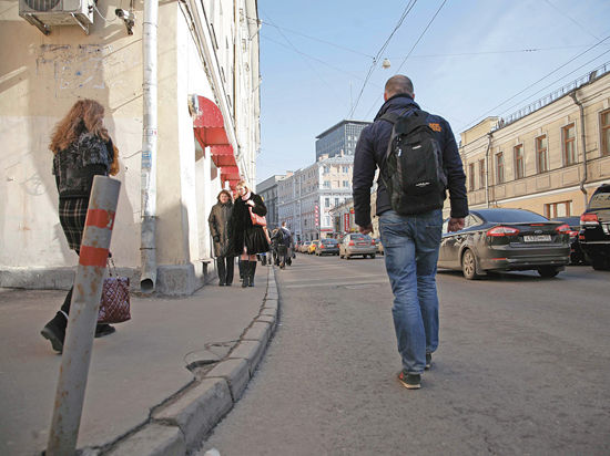 Москвичи выступили против реконструкции Покровки