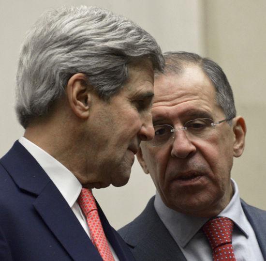 Лавров и Керри обсуждают «непростую ситуацию» вокруг Украины