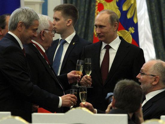 Путин возродил ГТО, не назвал США и покритиковал хоккей