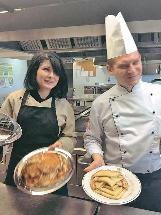 Рецепт блинов, которые пекут на Масленицу  в Кремле, рассекретил главный шеф-повар страны
