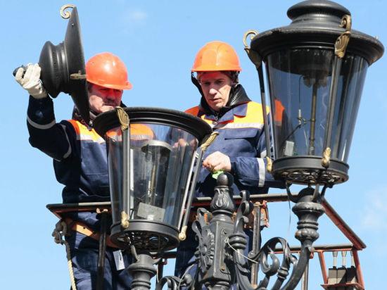 На улицы Москвы могут вернуть газовые фонари