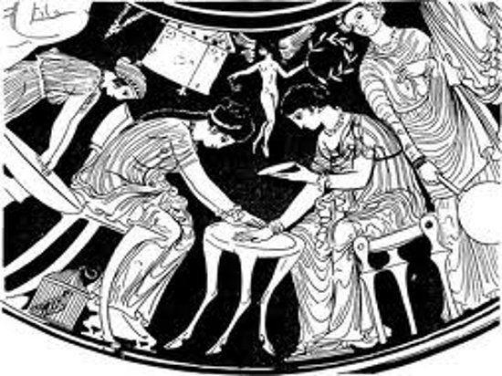 Американские ученые стараются понять, как греки гадали по зуду и тику