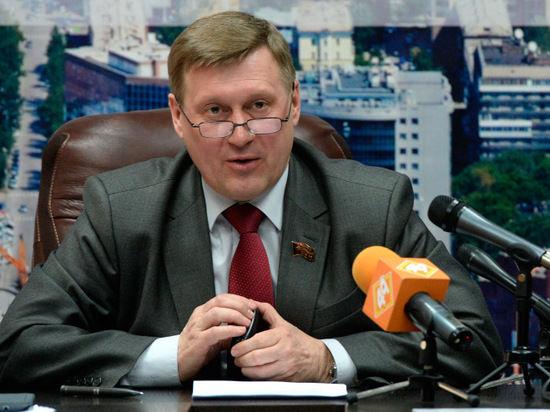 Коммунист Локоть, ставший мэром Новосибирска, может досрочно лишиться полномочий