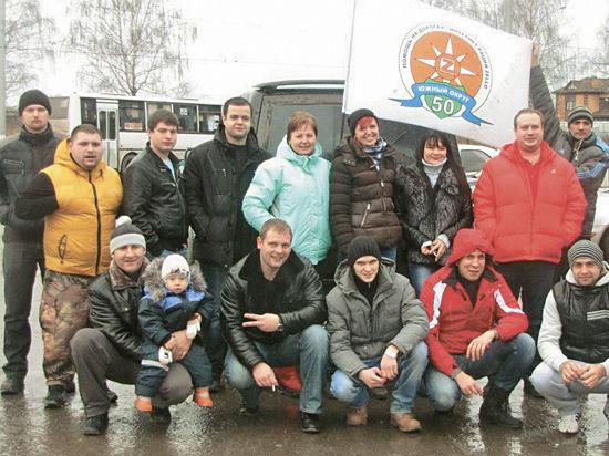 Девятый вал спасателей-добровольцев