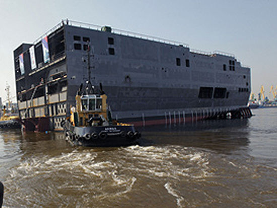 Для «мистралей» подобрали бухту