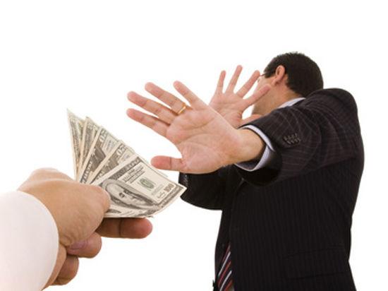 В борьбе с коррупцией будет много Плохого