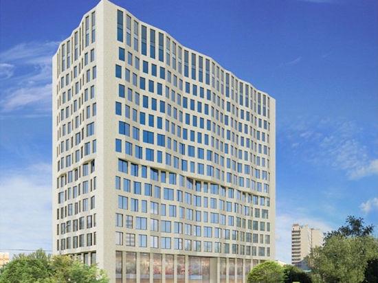 В Москве построят здание-телевизор