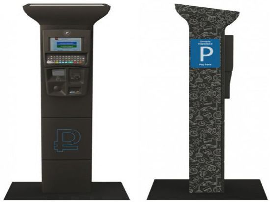 В Москве появились паркоматы нового образца