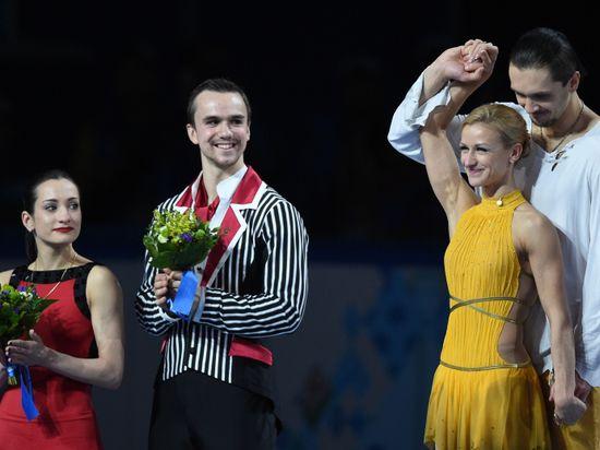Российские фигуристы - дважды лучшие на Олимпиаде!