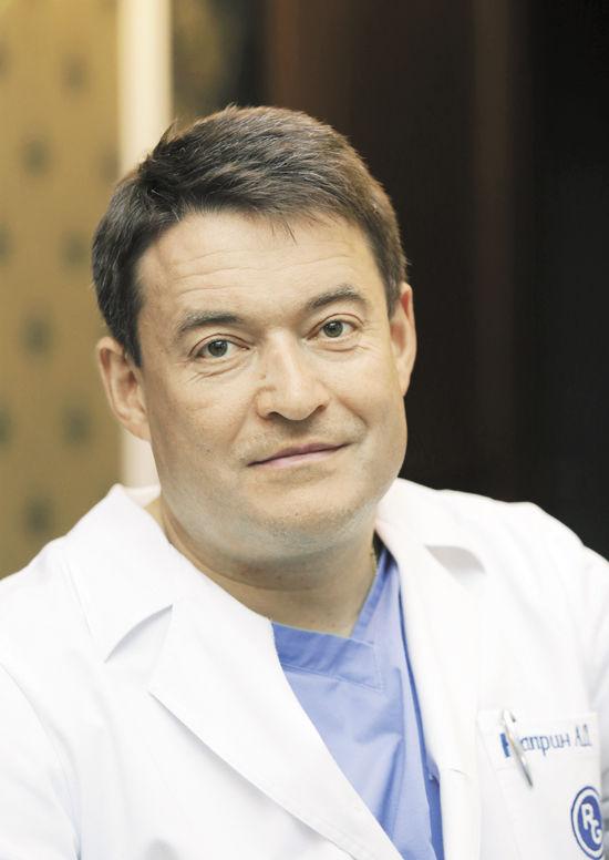 Кибернож уже в руках хирургов