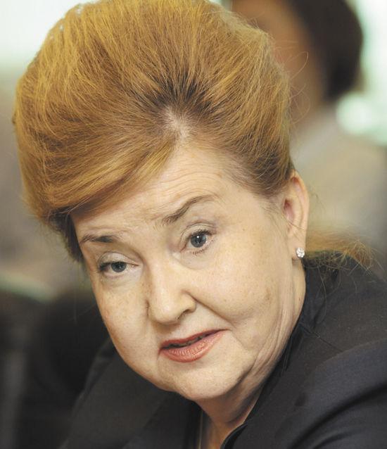 Отвечает министр здравоохранения Московской области Нина Суслонова