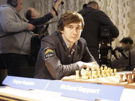 Сергей Карякин – один против всех