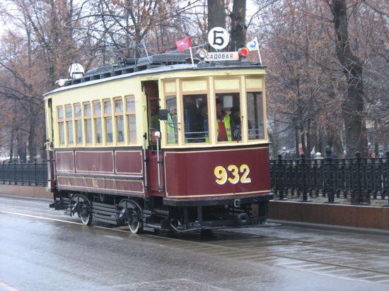 В Киеве – 122, а в Москве – 115: столько лет насчитывает история городского трамвая