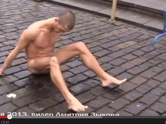 Полицию не возбудила мошонка художника Павленского