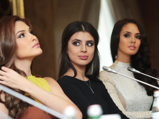 «Мисс Россия» выберут по цвету волос