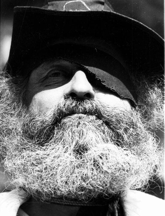 За модой на фасон бороды стоит теория естественного отбора Дарвина