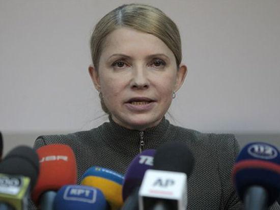 Тимошенко снимается с выборов?