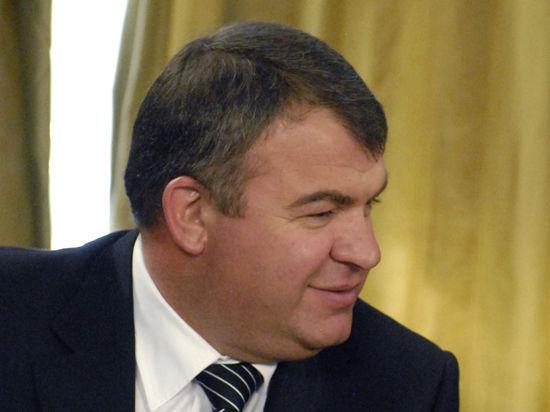 В Госдуме не хотят верить, что Сердюков попадет под амнистию