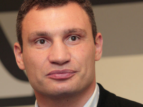 Виталий Кличко – «МК»: «Этой власти остался месяц!»