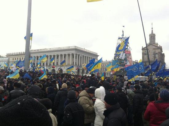 Пять сценариев будущего для Украины