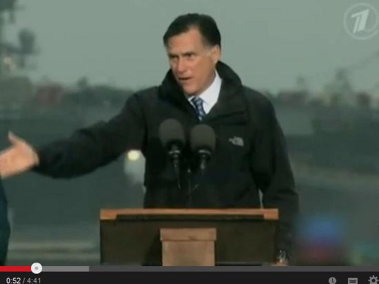 Митт Ромни еще вернется в борьбу за Белый дом?