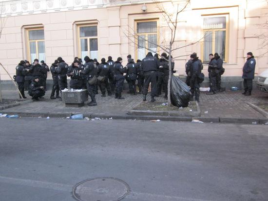 Бойцы «Беркута» наконец заговорили: о снайперах, прошлом Яроша и СБУ Украины