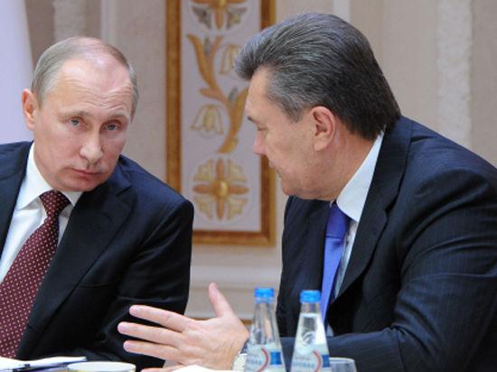 Янукович опять тайно встретился с Путиным