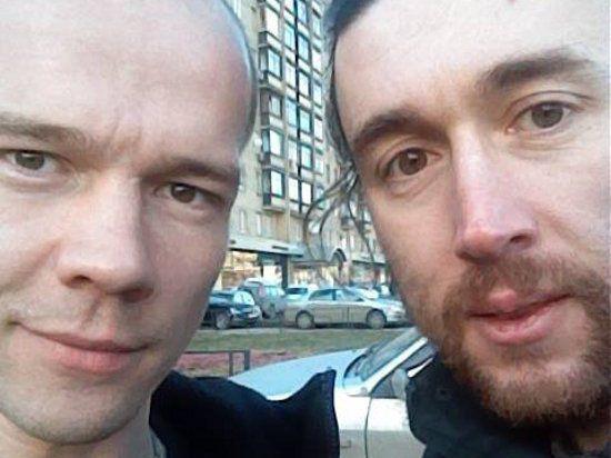 В Москве задержали вернувшихся из Украины российских активистов