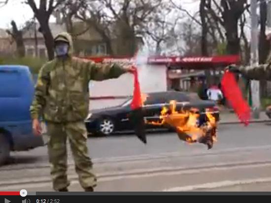 В Одессе набирают отряды