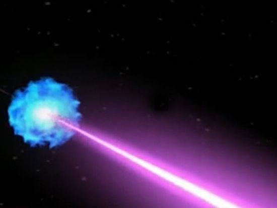 Ученые МГУ засняли рождение черной дыры