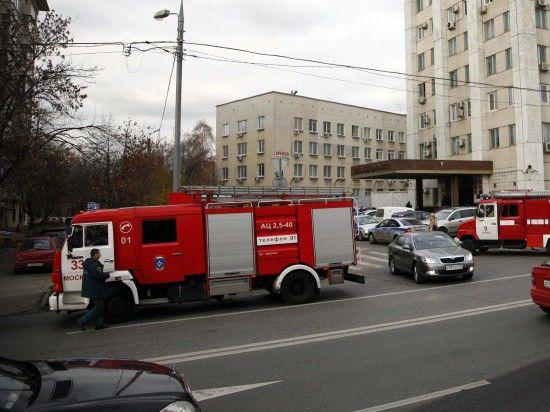До секретных карт российских разведчиков смог добраться только огонь