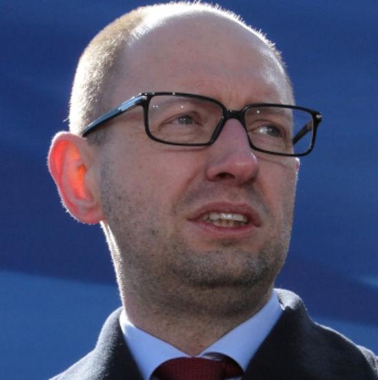 Яценюк: Европа компенсирует